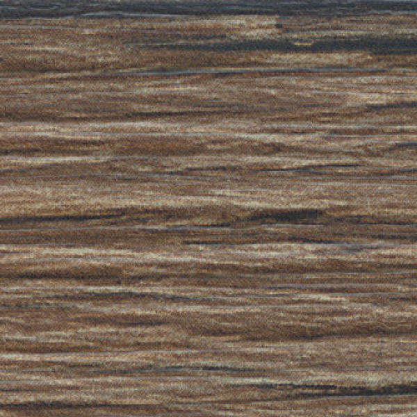 Burke Luxury Vinyl Tile - Wood Plank - Rustic Ebony