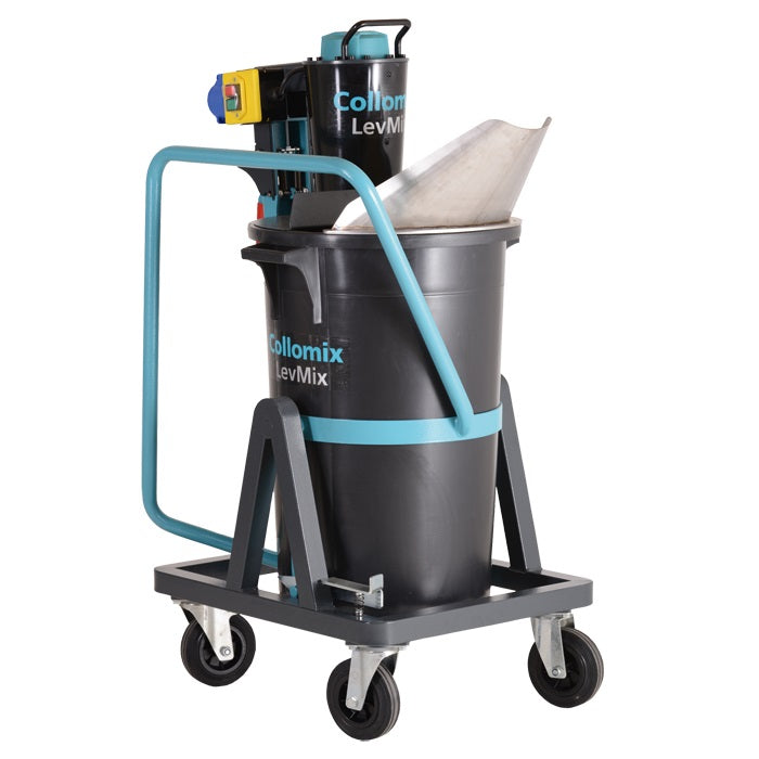 Collomix LevMix 65 - Mobile Mixer