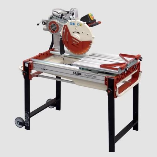 Raimondi SA80 Large Trolley Wet Saw