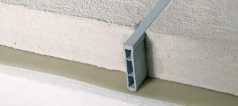 Screed Expansion Joints
