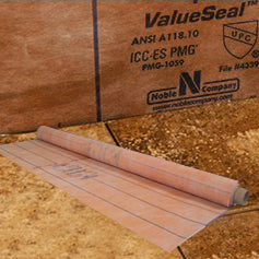Noble Company ValueSeal - Waterproofing & Crack Isolation Membrane - 300 Square Foot Roll