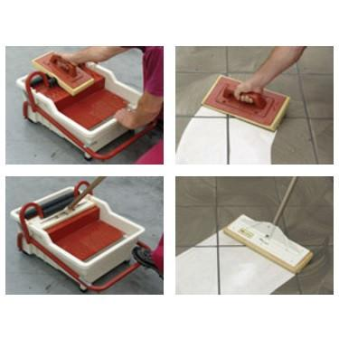 Wash Master Grout Cleaning Station