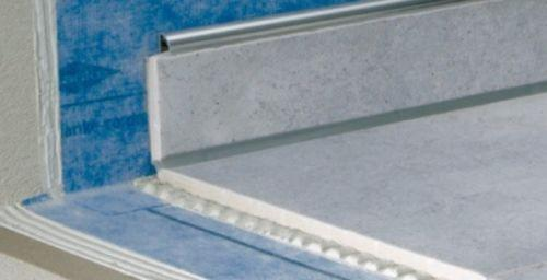 Tile Shower Waterproofing Membrane - Blanke Aqua Shield