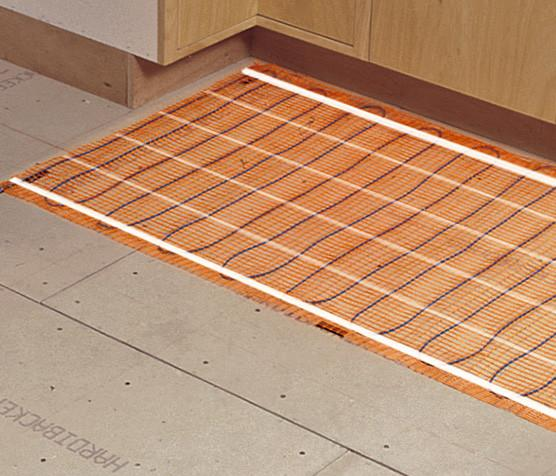 SunTouch® TapeMats Electric Floor Heating Kits - 120V