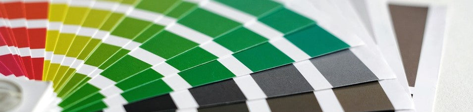 Apex Print & Promotion | Ink Colour Guide