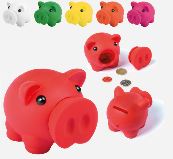 Branded Promotional Piggy Bank