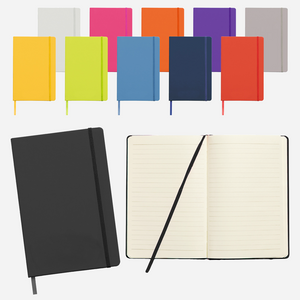 Branded Promotional A5 Ludlow Notebook
