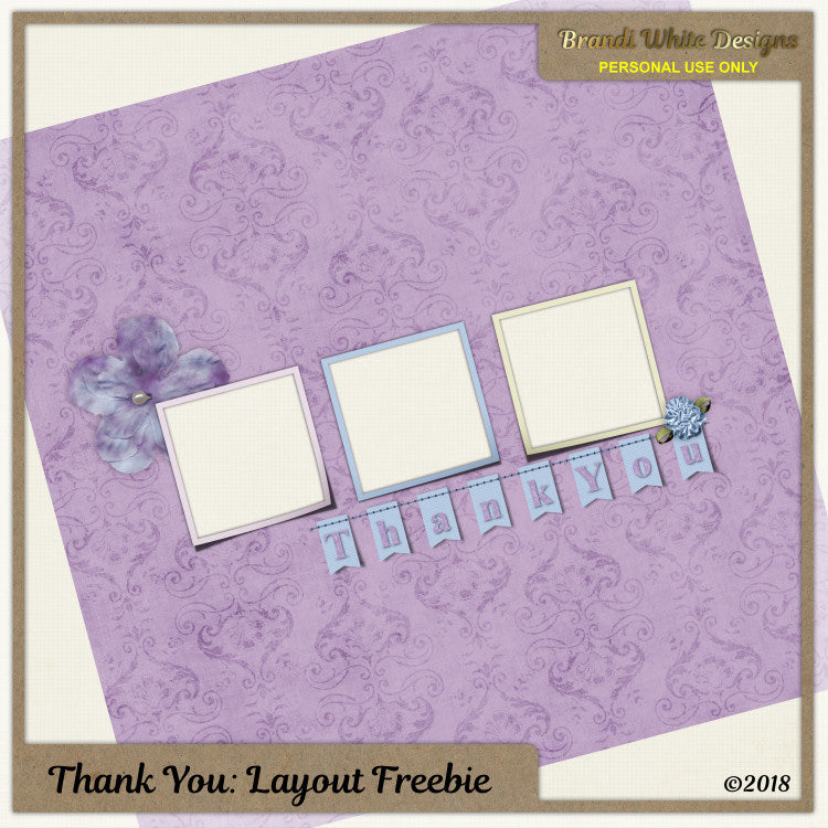 Free Quickpage: Thank You!
