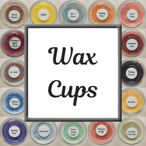 Soy Wax Cups
