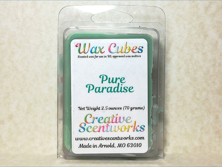 Pure Paradise Scented Wax Melts