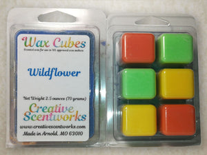 Wildflower Scented Wax Melts