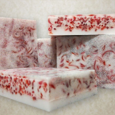 Berry Bomb Scented Glycerin-Based Soap