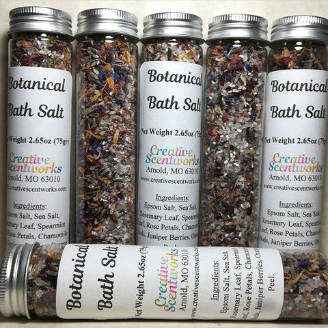 Botanical Bath Salt