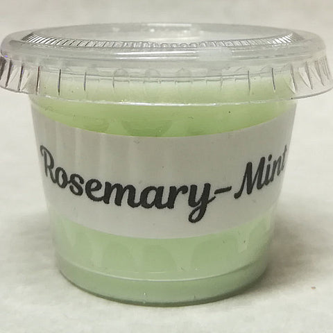 Tiny Wax Cup - Rosemary-Mint