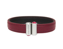 Leather bracelet VERLAN