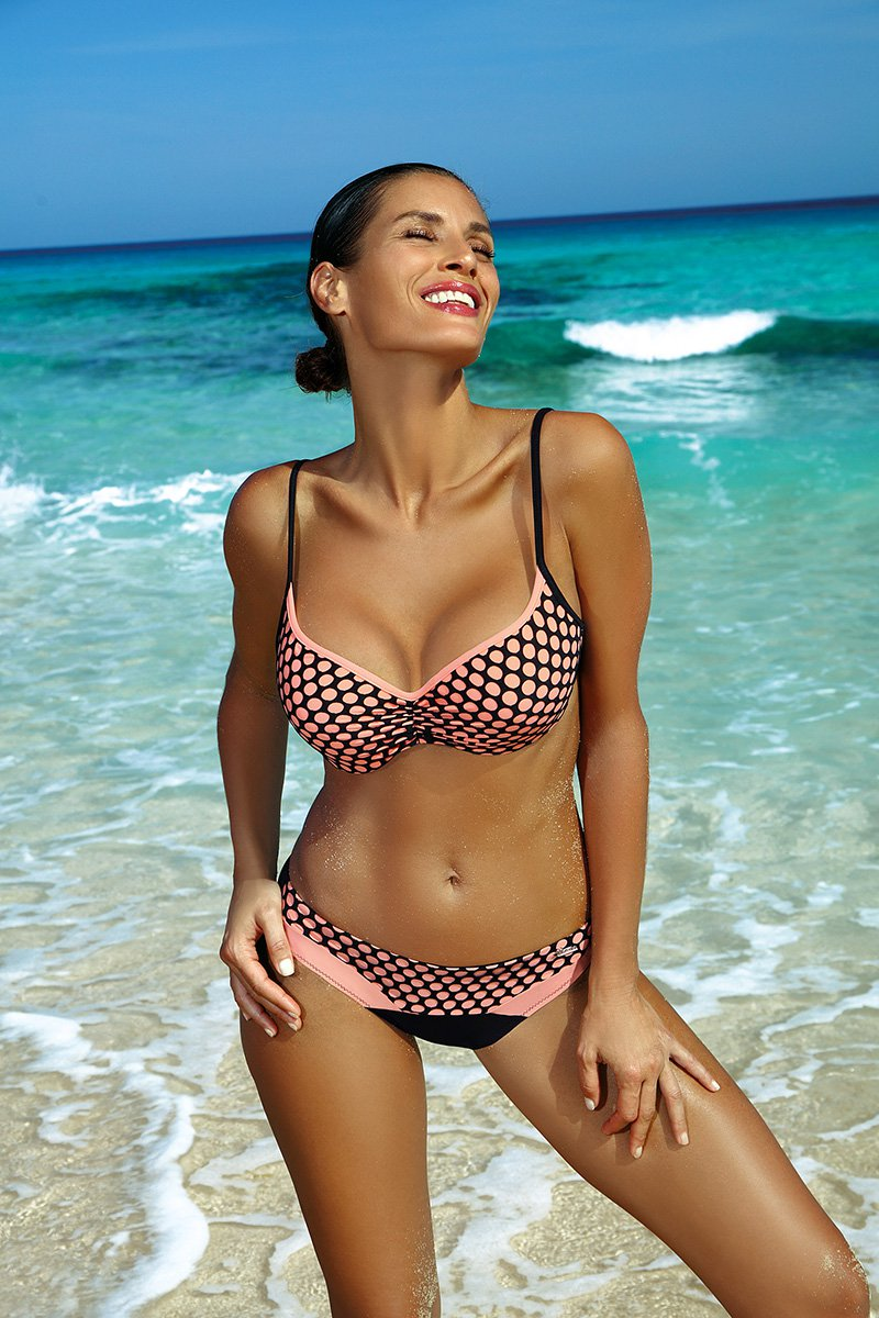 Swimsuit two piece model 113068 Marko