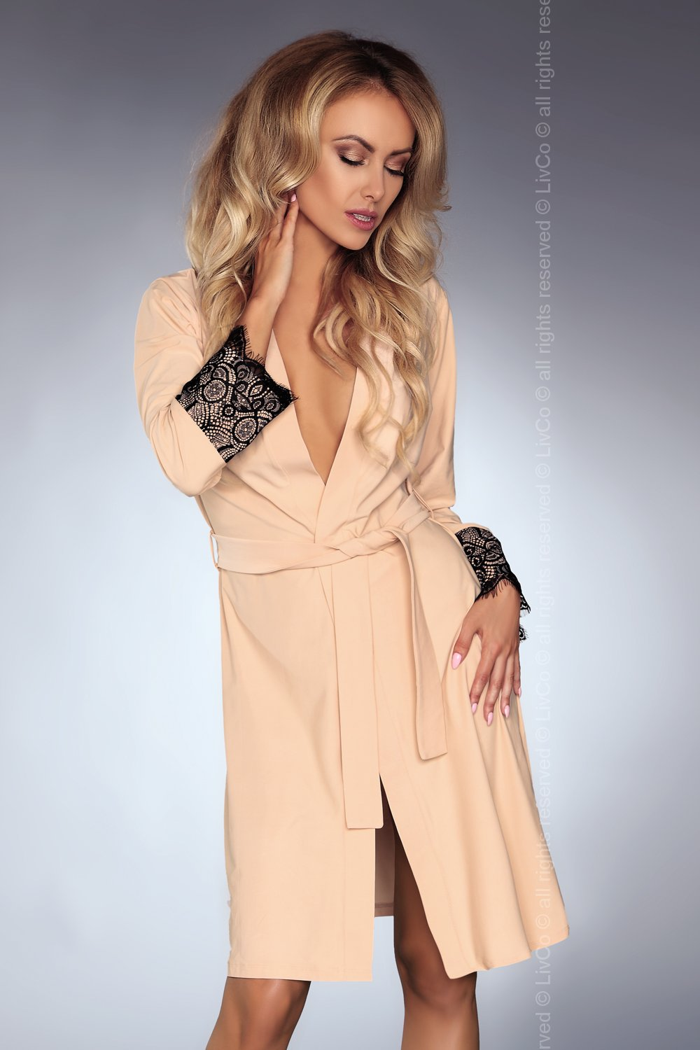 Dressing Gowns/Bathrobes model 114057 Livia Corsetti Fashion