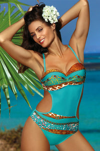 Swimsuit one piece model 114150 Marko