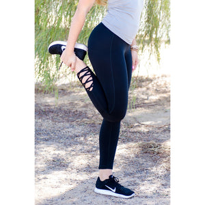 Crisscross Leggings