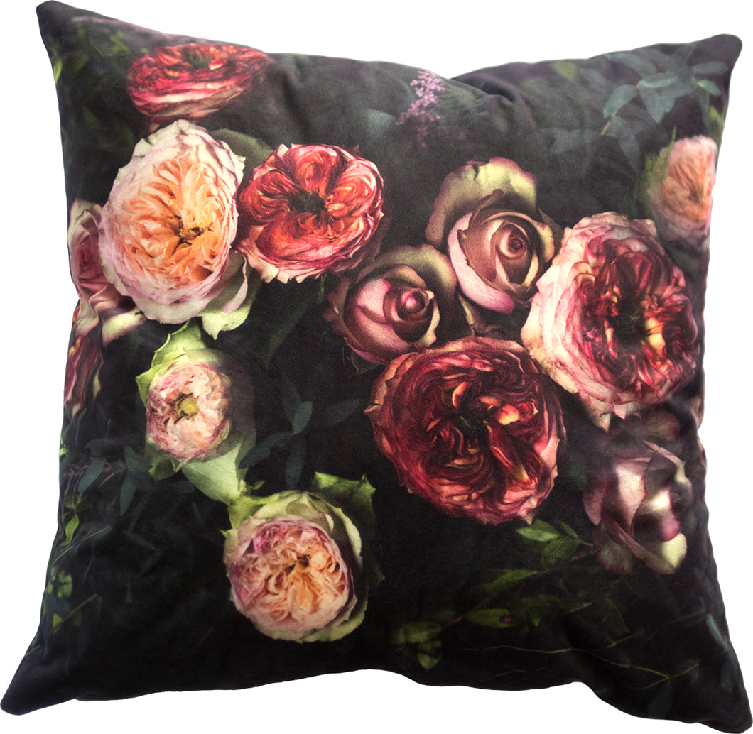 Large Rose 60x60cm Cushion