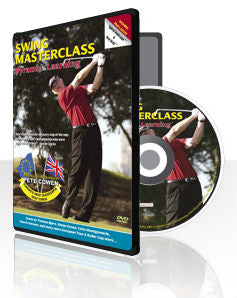 Swing Masterclass the Pyramid of Learning DVD case