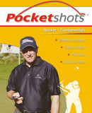Yellow Pocketshots Bunker fundamentals front cover with Mark Holland.