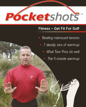 Black Pocketshots Fitness, get fit for golf with Ramsay McMaster.