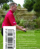 Pocketshots Fitness, strength for golf back cover with Ramsay McMaster.