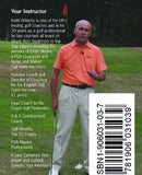 Pocketshots Short game, speciality shots back cover with Kieth Williams.