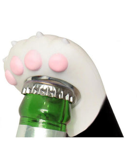 Cat Paw Bottle Opener