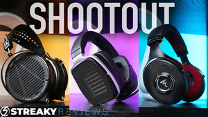 HEADPHONE SHOOTOUT - Audeze LCDX vs HEDDPhone vs FOCAL Clear Pro