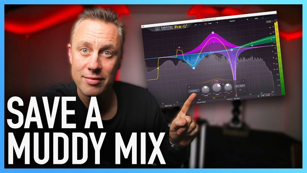YOUR NEW GOTO EQ SETTING | How To Clean Up A Muddy Mix