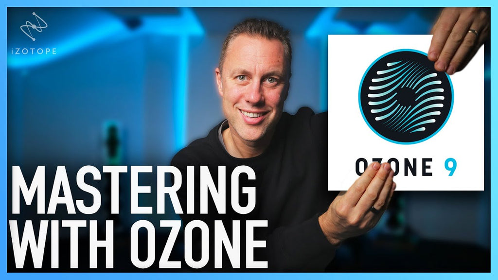 WATCH ME MASTER WITH OZONE 9 (start to finish) | How To Master Music With Ozone 9