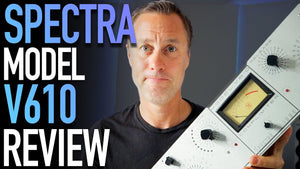 OLD SCHOOL SOUND...NEW SCHOOL TRICK - Spectra Sonics Model V610 review and demo