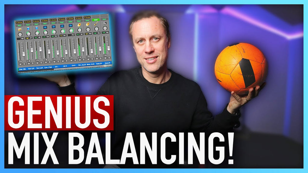 YOUR NEW MIX BALANCING TECHNIQUE!