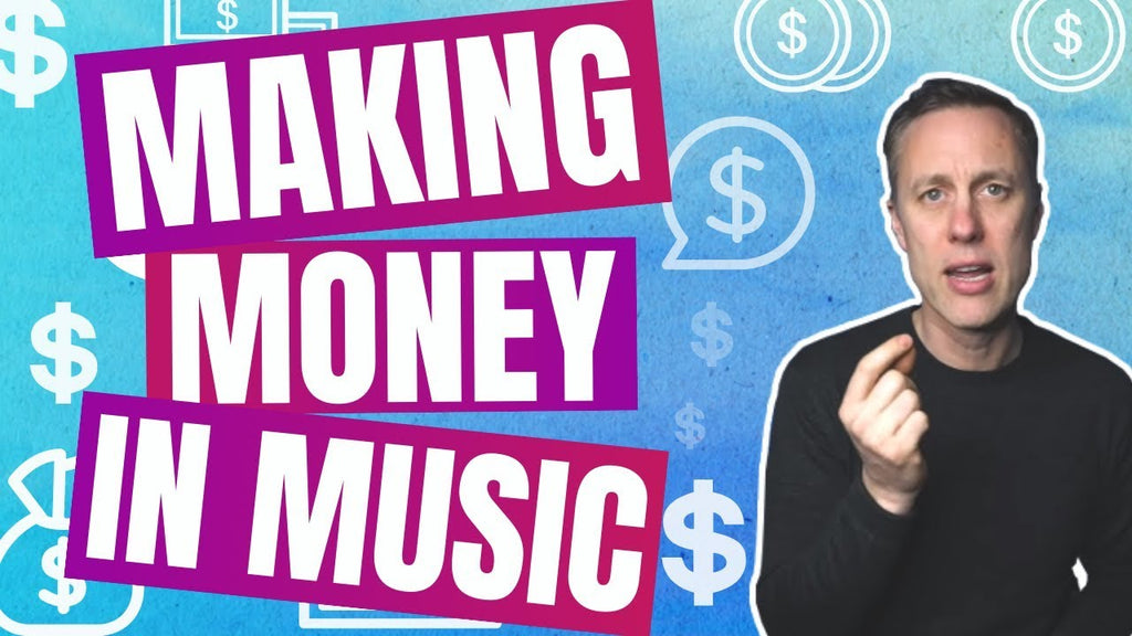 THE SURPRISING WAY TO MAKE MONEY FROM MUSIC