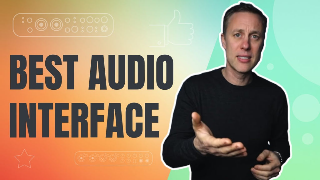 HOW I CHOOSE THE BEST AUDIO INTERFACE