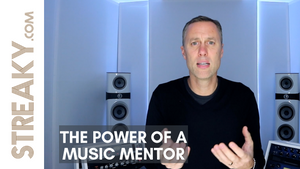 THE POWER OF A MUSIC MENTOR