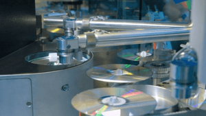 DDP for CD manufacturing