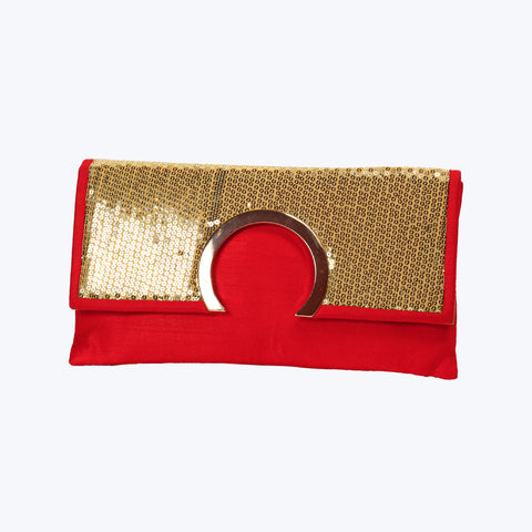 Red colour wallet