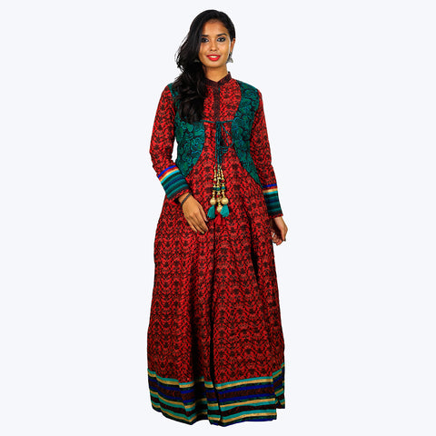 Fashionable Anarkalis Set
