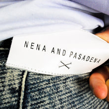 Nena & Pasadena Jeans Flight Snow Wash- Colección Chico
