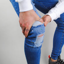 Good for nothing Pantalon Paint - GFNJEANS021