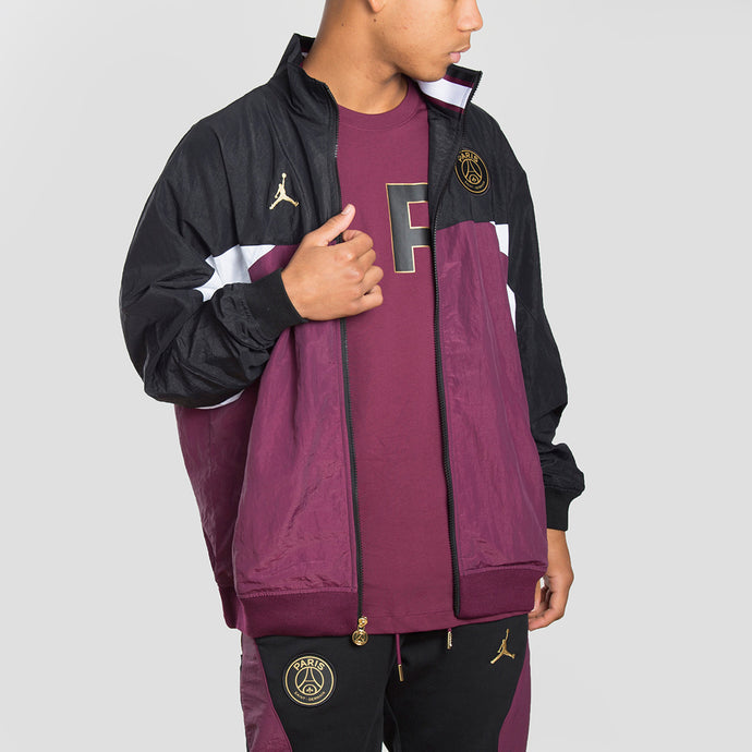 Jordan Chaqueta Track Athem Paris-Saint Germain - CK9594-010 - Colección Chico (EXCLUSIVO)