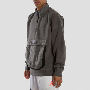 Jordan Sudadera Half Zip 23 Engineered - CJ5997-010 - Colección Chico