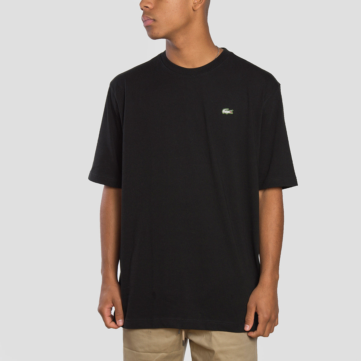 Lacoste Live Camiseta Loose Fit - TH8084-00 - Colección Chico