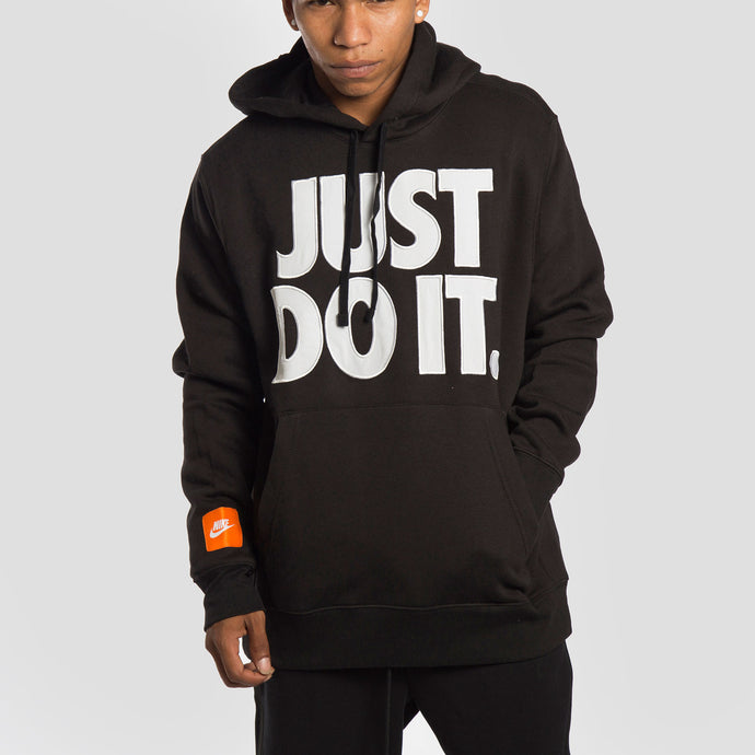 Nike Sudadera Just Do It - BV5109-010 - Colección Chico
