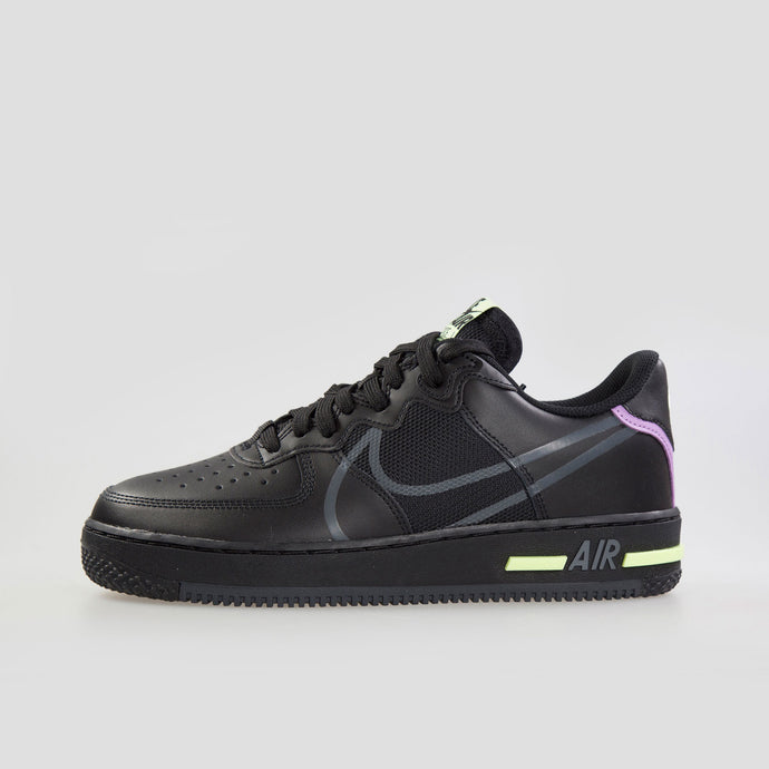 Nike Zapatilla Air Force 1 React - CD4366-001 - Colección Chico