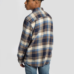 Patagonia Camisa Lw Fjord Flannel - 54020-BSN - Colección Chico