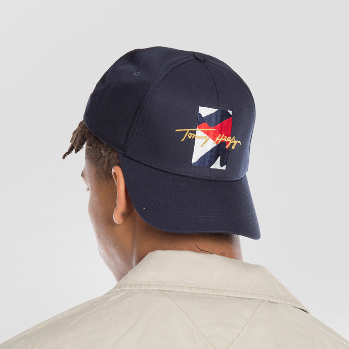 Tommy Jeans Gorra - AM0AM07386 - Colección Chico